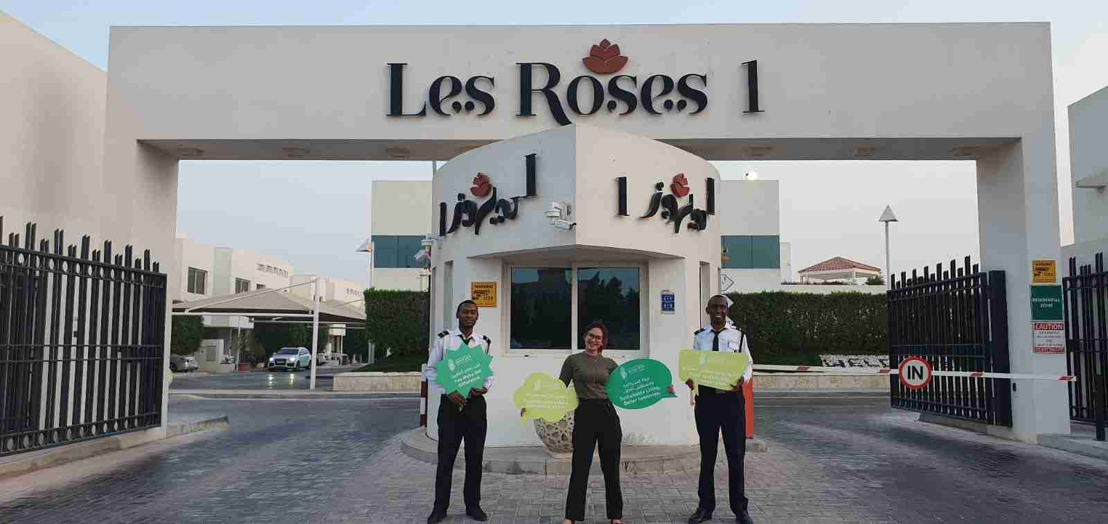 Les Roses Sustainable Activities to Make a Difference